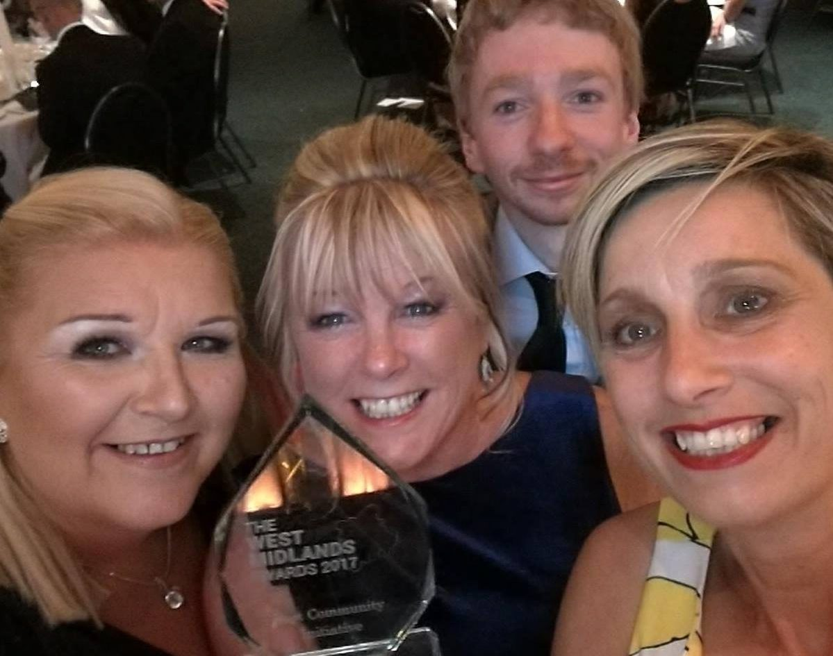 Brandwood Centre - West Midlands Awards 2017